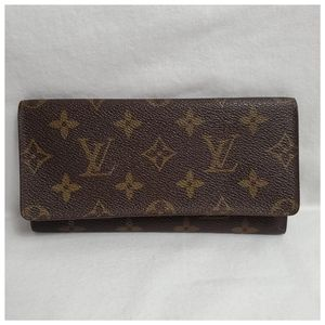 Authentic Preowned LV Bifold Wallet